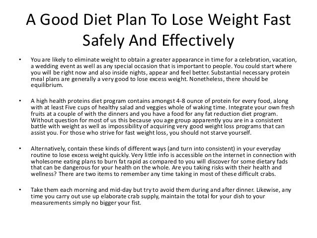 how to lose weight by safe diets Find out in this article for kids [skip to content] for parents parents site  staying safe videos for educators search  when someone diets to lose weight,.