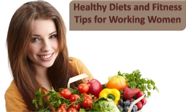 Healthy diets and fitn...