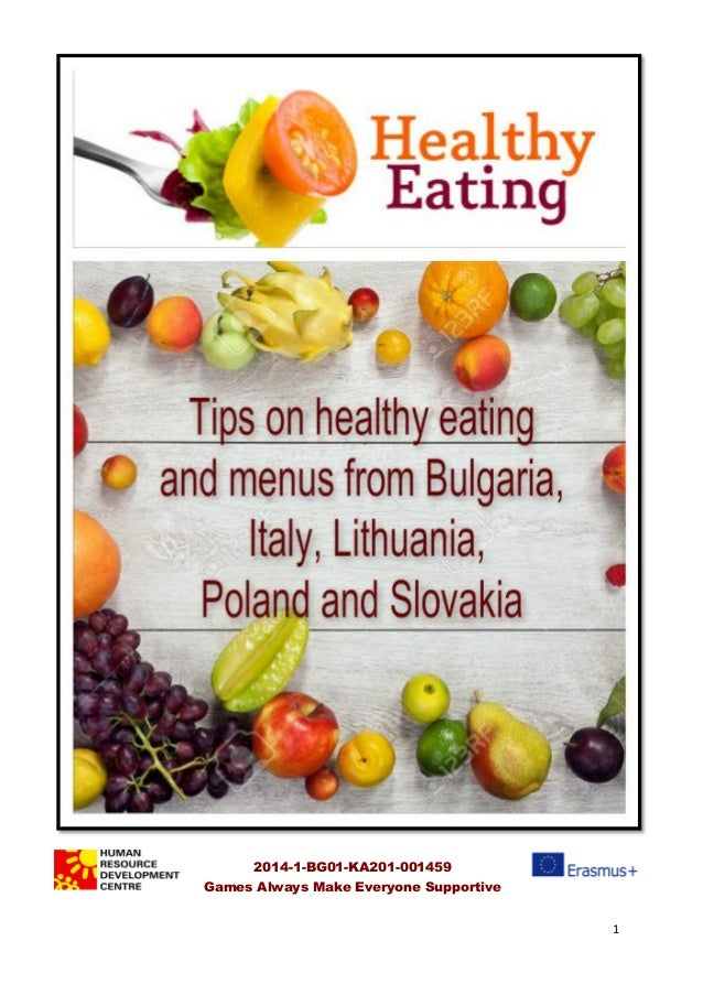 the australian guide to healthy eating booklet