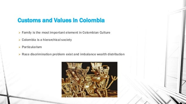 colombian family values