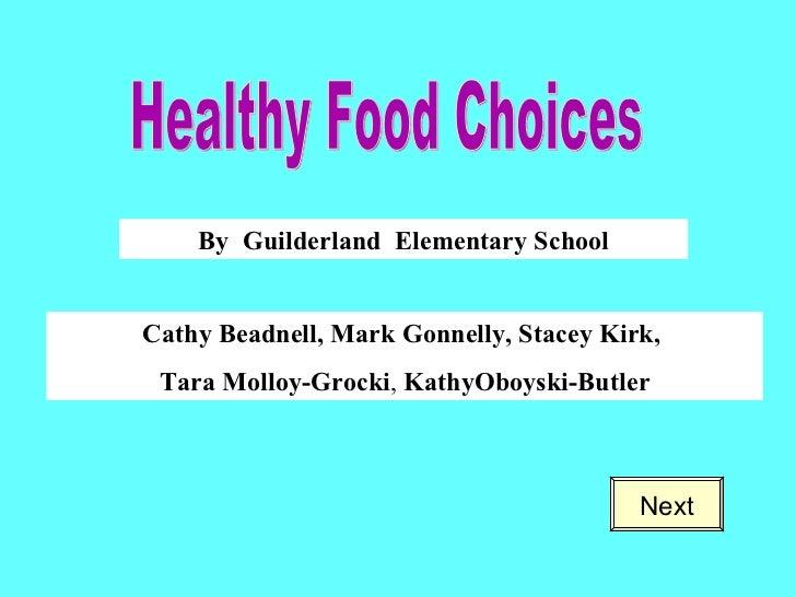 By  Guilderland  Elementary School Cathy Beadnell, Mark Gonnelly, Stacey Kirk,  Tara Molloy-Grocki ,  KathyOboyski-Butler ...
