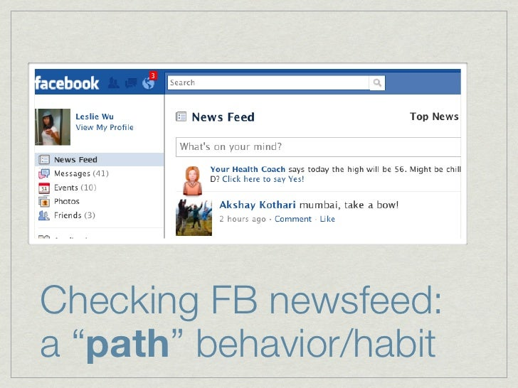 Idea: Extend Facebook with Browser Extension