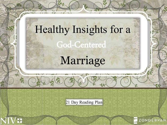 Healthy insights for a god centered marriage god centered healthy insights for a marriage 21 day reading plan fandeluxe Image collections