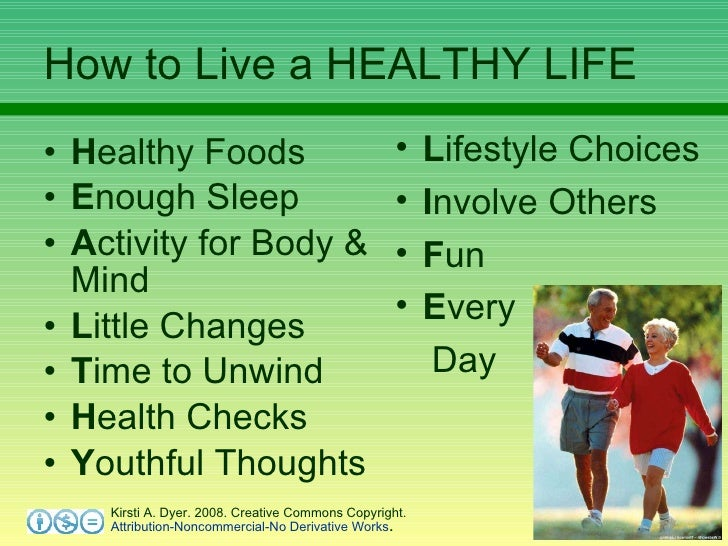 how to live and maintain a healthy life How to maintain a work life balance want a perfect career and a happy and healthy family if you want both, you need to find a balance this means getting.