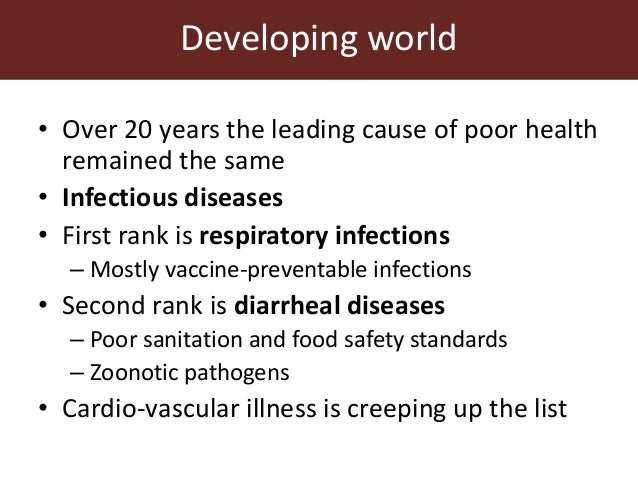 top 10 list uncontrollable risk factors infectious diseases Communicable diseases are all around us in this lesson, discover certain risk  factors that can make you more likely to catch one of these  a good example of  a vector is the mosquito, which is known to carry malaria so, someone  genetic  risk factors for cancer7:50 type 1 diabetes: risk factors, signs & treatment10 :.