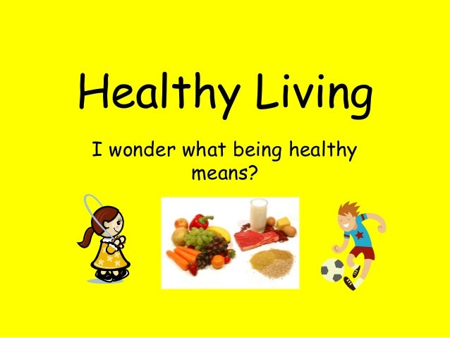 what does health means to you What does promising to love someone in sickness and health look like sure,  you're both healthy now you can run, go for strolls on the beach,.