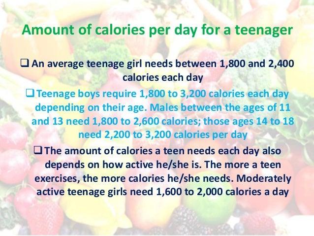 Teen calories girl — img 14
