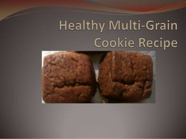 1 cup multi-grain   ½ cup powdered   ½ cup melted    2 tablespoons   A pinch ofwheat flour         white sugar      heart-...