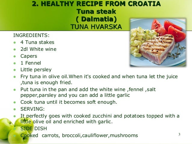Healthy recipes from croatia 2 3 2 forumfinder Images