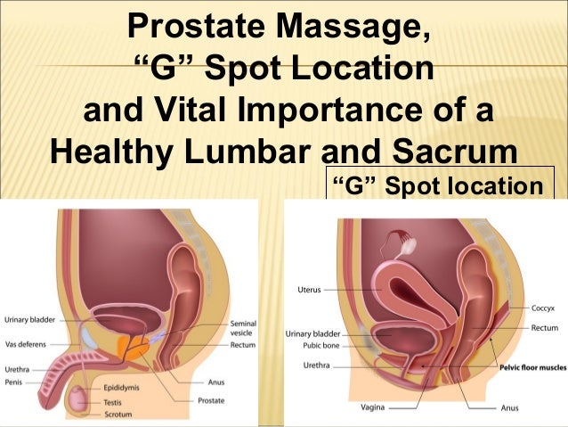 How to stimulate male gspot