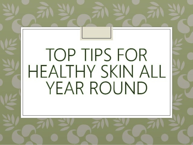 Introduction Everyone wants to look great all year round But each season can bring new challenges to the health and radi...