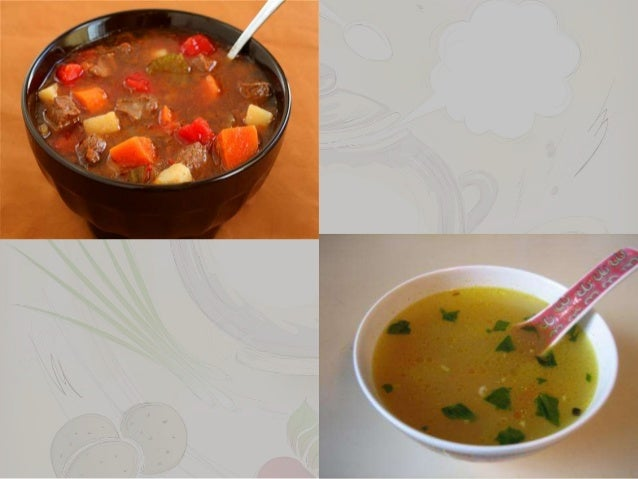 Vegetable soup • Vegetable soup is an excellent nutritious meal choice, soup is actually proven to assist weight reduction...