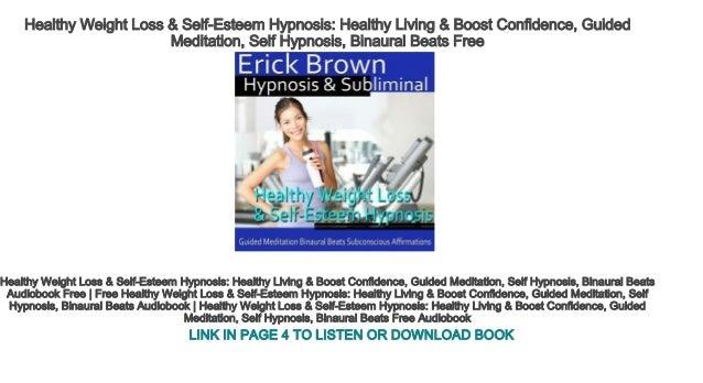 Healthy Weight Loss & Self-Esteem Hypnosis Healthy Living & Boost Con…
