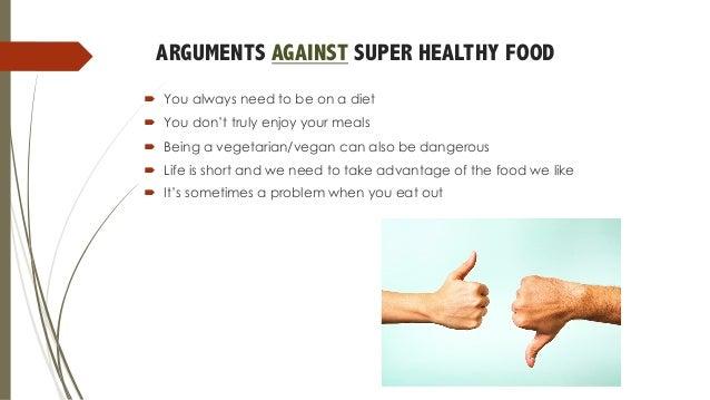 Arguments Against Fast Food Restaurants