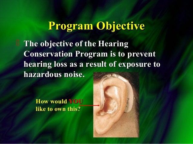 hearing conservation training program by u s  navy u2019s public safety ce u2026