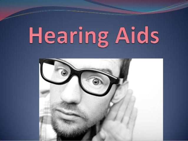 What is a Hearing Aid?  A hearing aid is an electronic, battery-operated device  that amplifies and changes sound to allo...