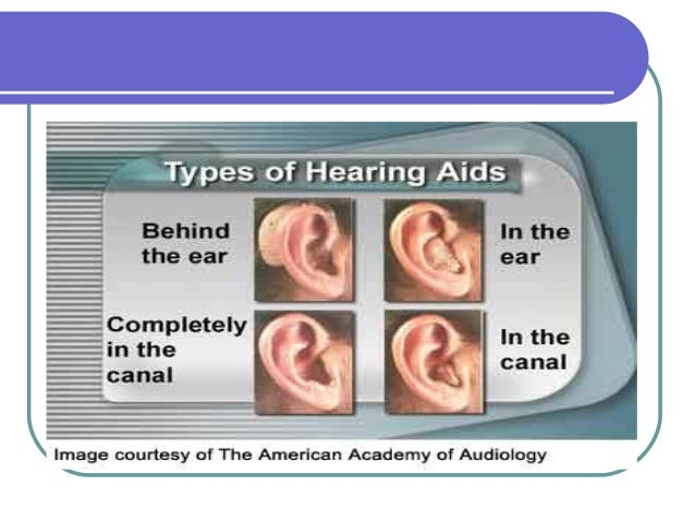 Hearing aids & implantable hearing devices