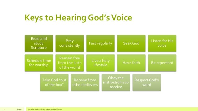 how to start hearing voices