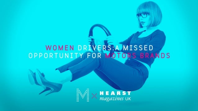 Women Drivers A Missed Opportunity For Motors Brands