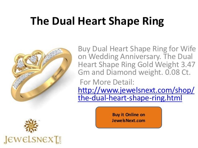 Heart shape ring design by jewelsnext