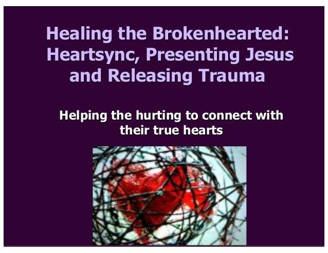 Healing the Heart Week 2 Slide 2