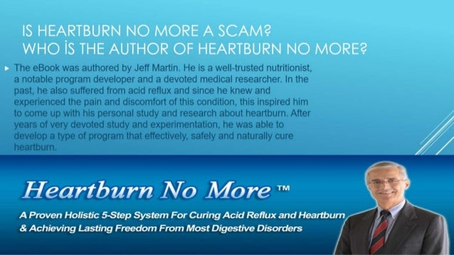 Natural Things To Get Rid Of Heartburn