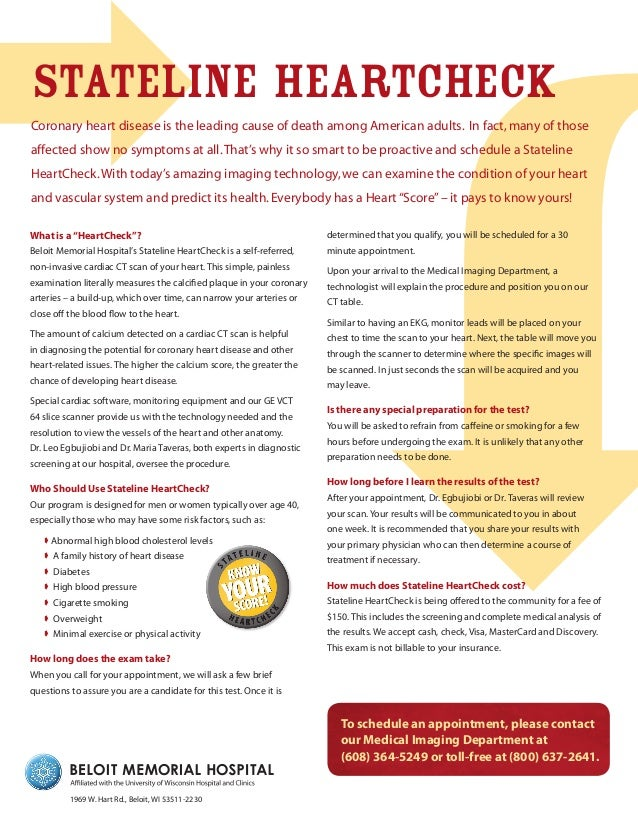 Heartcheck by heart health physicians
