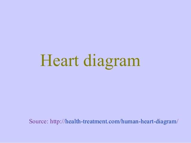 Heart diagram heart diagram source httphealth treatmenthuman ccuart Images
