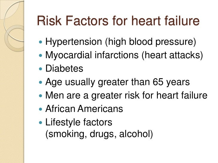 Risk factors of cardiovascular drugs