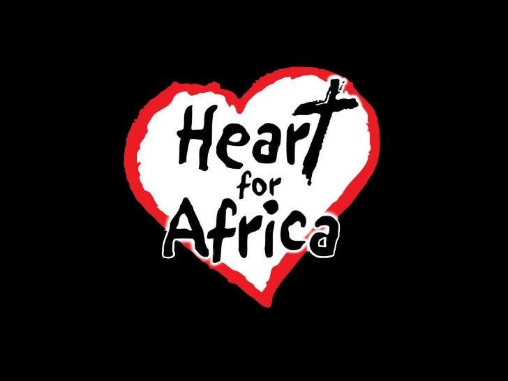 Heart for Africa logo show