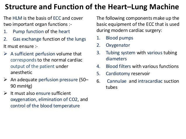 Heartlung machine functions during ecc 3 ccuart Gallery