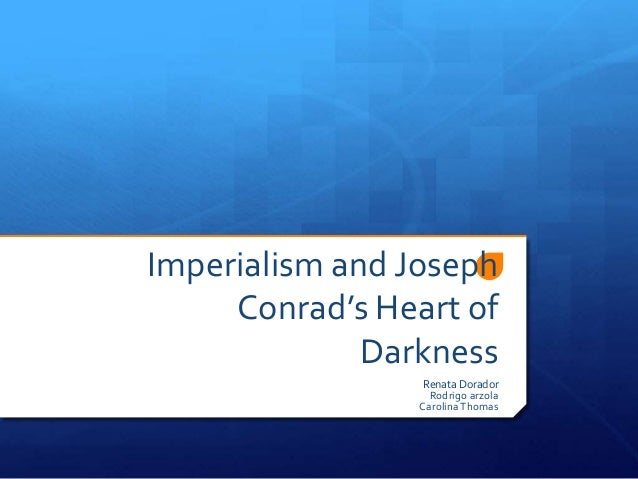 Phd thesis on joseph conrad