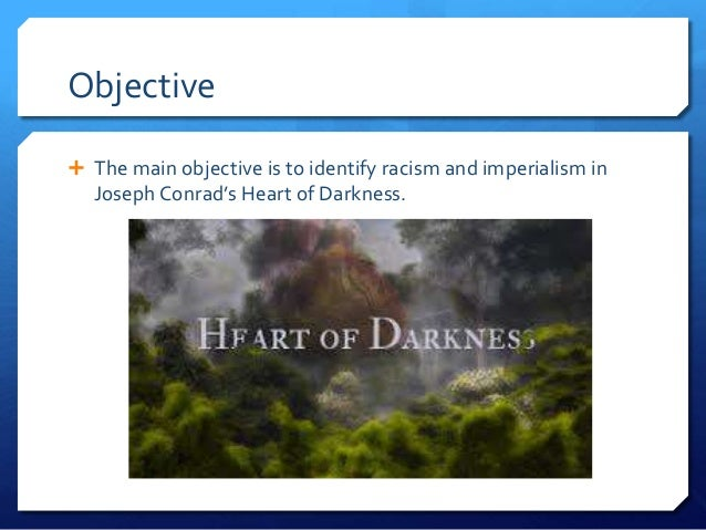 "Critical Study about the Colonialism in ""Heart of Darkness"""