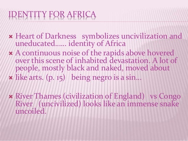 Heart of Darkness Thesis Statements and Important Quotes
