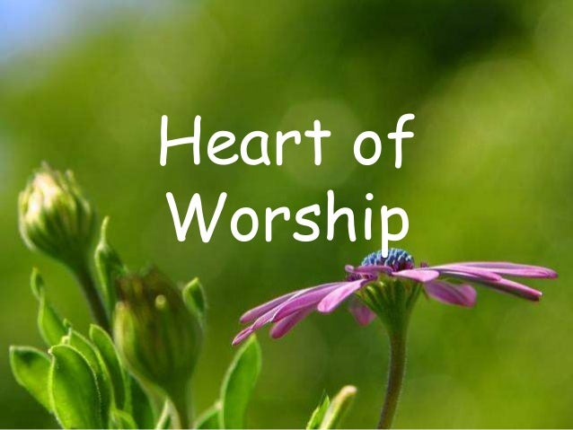 Images From The Heart Of Worship: Heart Of Worship
