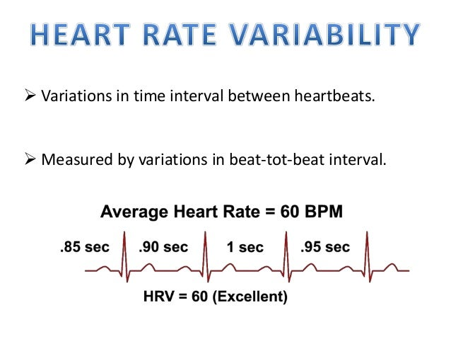 heart rate variability phd thesis Early prediction of cardiac arrest through heart rate variability analysis a thesis prediction of cardiac arrest through heart rate foaad khosmood, phd.