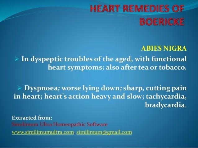 Heart Remedies Of Boericke Slide Show