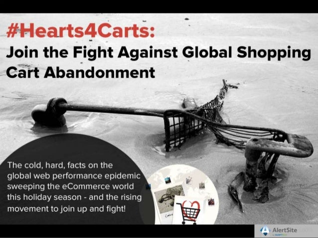 No shopping carts were harmed  during the making of this slideshare.