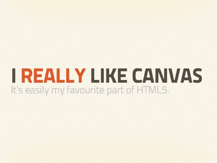 Heart & Sole - An introduction to HTML5 canvas Slide 3