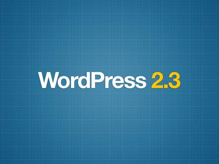 A Report Last Year Suggested ThatWordPress Powers  8.5% of The Internet