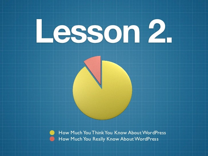 Lesson 3.  Charts That John Finds Useful & Funny  Charts That Are Genuinely Useful  Charts That Are Genuinely Funny