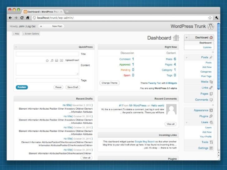 Designing WordPress - Heart&Sole2011