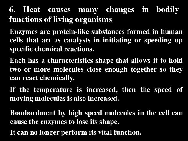 In what two ways is heat involved in chemical change?