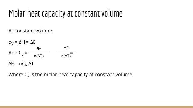 calorimetry heat capacity. Black Bedroom Furniture Sets. Home Design Ideas