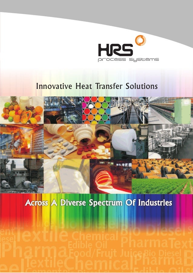 Innovative Heat Transfer Solutions Across A Diverse Spectrum Of Industries