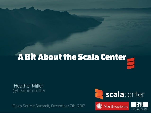 Guidance, Code and Education: ScalaCenter and the Scala