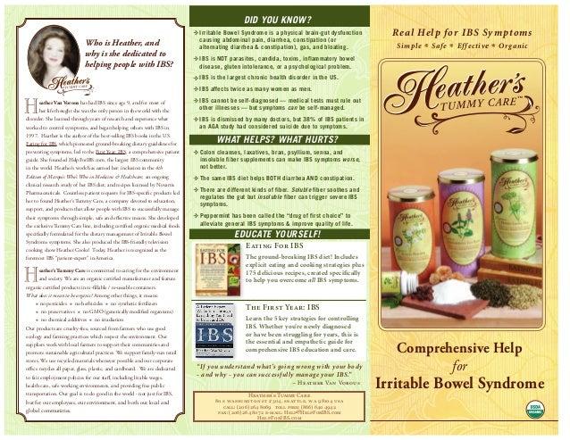 Heathers ibs diet