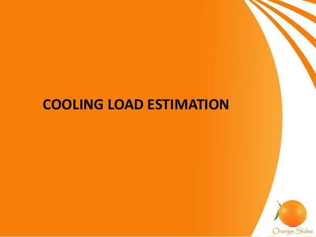 9ec9860434 HVAC Cooling Load Calculation