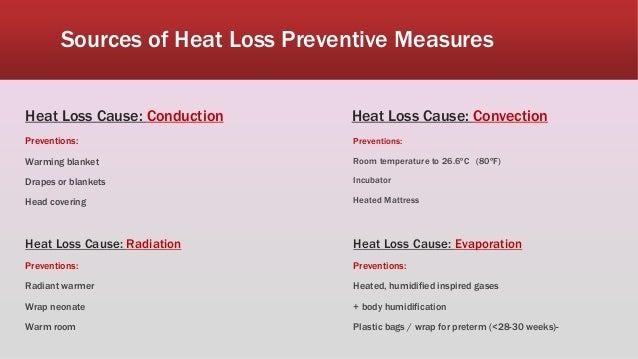 Heat Loss Prevention In Neonates