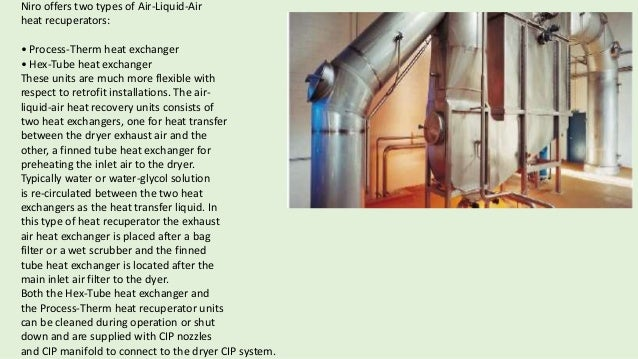 Energy transfer process Normally the heat transfer between airstreams provided by the device is termed as 'sensible', whic...